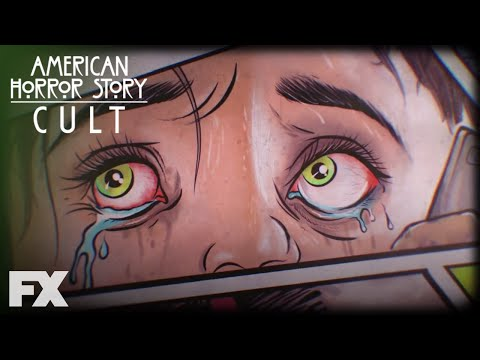 American Horror Story: Cult | Season 7: Twisty Motion Comic | FX