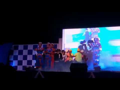 Oak valley school annual day fussion dance part-1