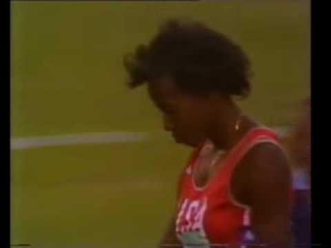 1984 Olympics Women