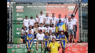 Rotax MAX Challenge Grand Finals 2017: Kartódromo Internacional do Algarve (Portugal)