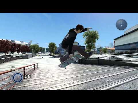 Skate 3 Demo - RPCS3 Emulator | Gameplay | v0 0 6-8064
