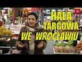 Hala Targowa z drona, wideo część pierwsza Opowiada Joanna Lamparska