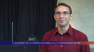 Yvelines | Lancement de la saison culturelle à la Commanderie de SQY