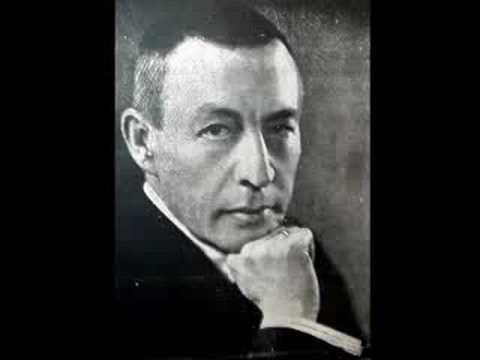 Rachmaninoff - Etude-tableau Op.39 No.3 in F-sharp minor