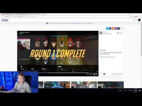Mitch Jones Reacts to Twitch Clips [VOD: Jan 1, 2018]