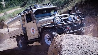 Is Mr Landcruiser the biggest 40 series fan? – Born This Way Offroaders Ep. 16