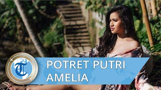 Melihat Momen Pemilihan Putri Pariwisata 2016, Putri Amelia Jadi Finalis dengan Segudang Prestasi