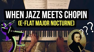 Jazz improvisation on the Chopin Nocturne in E-Flat ft. Mario Romano