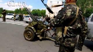 Батальон ВОсток ДНР приехал в ОГА бороться с мародерами ДНР(, 2014-05-29T11:58:19.000Z)