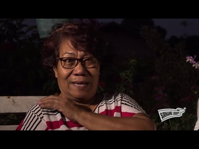 Suriname Overzee   'Suriname Leeft' afl. 18    Wageningen slaapt niet