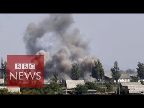 'Russian soldiers fighting in Ukraine voluntarily while on holiday' say rebels - BBC News