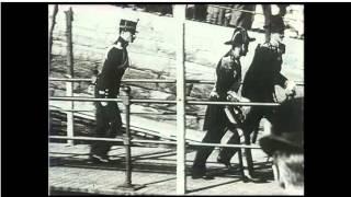 Kroningen av Kong Haakon VII av Norge for 106 år siden
