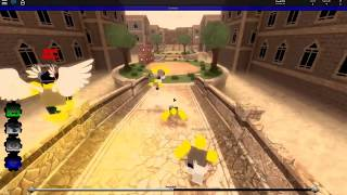 3 SPAN EVENT MADE 1 in the VIDEO/Roblox Sports Event/Roblox watch/FarukTPC