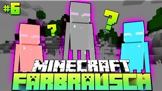 WER von den 3 HAT DIE PERLE?! - Minecraft Farbrausch #06 [Deutsch/HD]