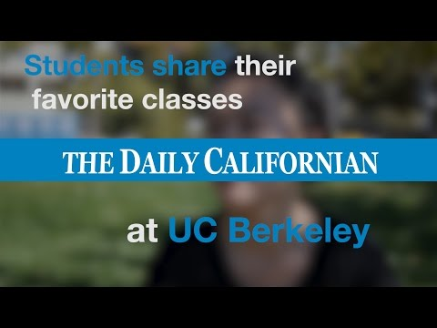 Students share their favorite classes at UC Berkeley