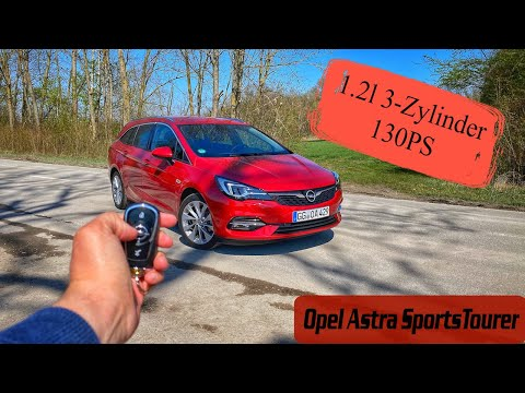 2020 Opel Astra Sports Tourer 1.2 Exclusive | POV Drive - Test Drive - Review