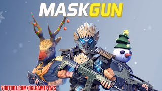 MaskGun Multiplayer FPS (by June Gaming) Android Gameplay Trailer
