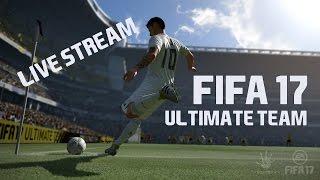 fifa 17 cz   ultimate team   prvn spuštěn live