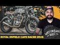 ROYAL ENFIELD CAFE RACER ZEUS