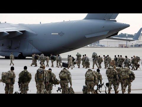 تحطم طائرة تابعة للقوات الأمريكية في أفغانستان  - نشر قبل 3 ساعة