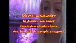 Maria Salvador.. Te quiero mi amor ..