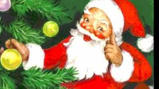 SANTA CLAUS IS COMING TO TOWN - BING CROSBY and ANDREWS SISTERS