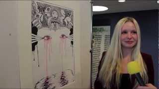 GPTV:Kunst geïnspireerd op gedicht van Piter Jelles