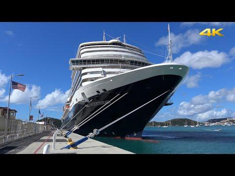 "ms ""Nieuw Statendam"" • St. Thomas, US Virgin Islands • Caribbean Holiday Voyage • Dec 27, 2018"