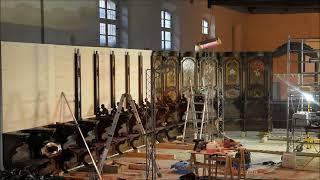time lapse montaggio del coro di L.Prinotto