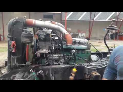 Motor navistar mecanico 210hp 1994