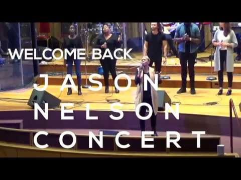 JASON NELSON CONCERT IN  LONDON! VLOG!