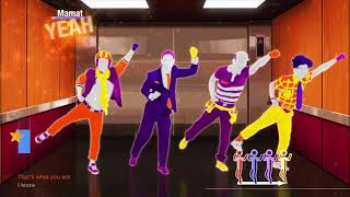 You're the first, The last, My everything Barry White Just Dance 2019 SUPERSTAR 5 étoiles
