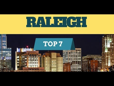 Things to Do in Raleigh NC! Top 7 Attractions to Visit Tourism Guide