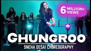 ghungroo-war-hrithik-roshan-sneha-desai-choreography