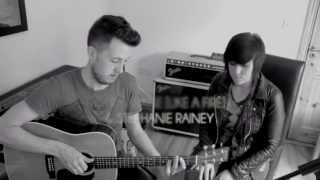 Earth Wind & Fire - Fantasy (Cover by Like A Fire & Stephanie Rainey)