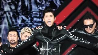 131006 Hallyu Concert TVXQ - Catch Me (THEUMIN)