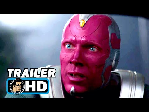 WANDAVISION Trailer | NEW (2020) Disney+ Marvel Superhero Series