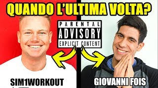 INTERVISTA DOPPIA - SIM1WORKOUT & GIOVANNI FOIS thumbnail