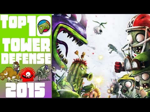 Top 10 Best Tower Defense Android Games 2015 HD