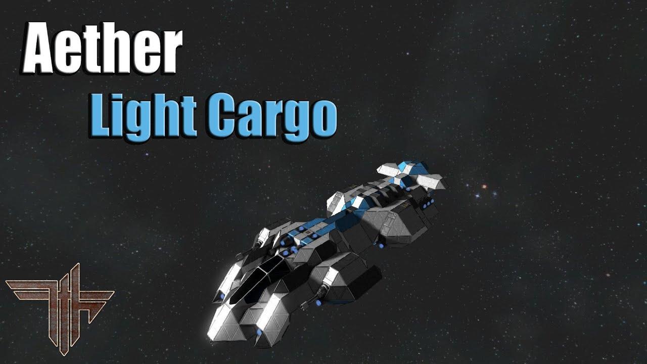 space engineers cargo ship - photo #44