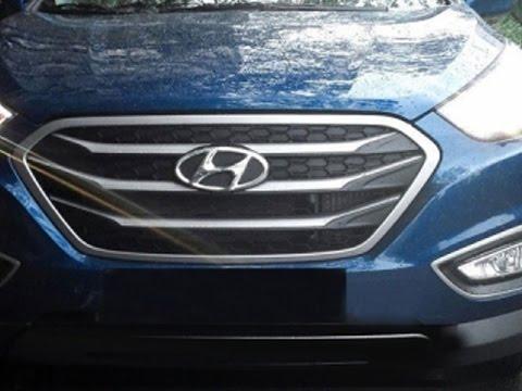 Новый Hyundai Tucson ((Hyundai ix35 в России)) 2015-2016 - YouTube