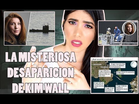 CASO KIM WALL MISTERIOSA DESAPARICION | #MARTESDEMISTERIO