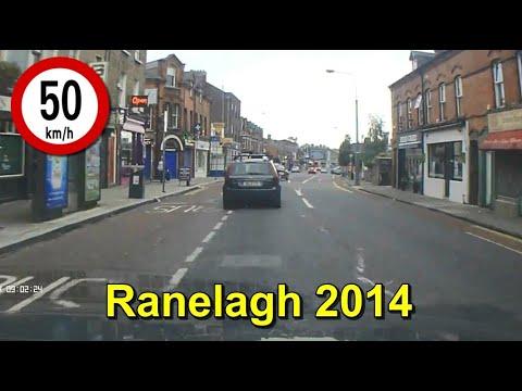 Dash Cam Ireland Ireland - Ranelagh, Dublin