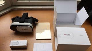 Обзор очков VR BOX 2 0 и сравнение их с очками виртуальной реальности VR BOX 1