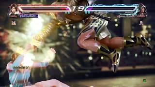 Tekken 7 - Asuka Video Clip 18