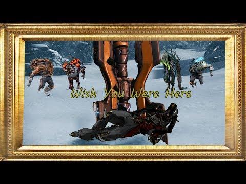 Warframe: Smexy Limboi Prime