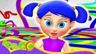 Git Bo! Çocuklar İçin   Full Bölüm YENİ DERLEME : Karikatür