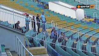 Феновете на Дунав на Националния стадион