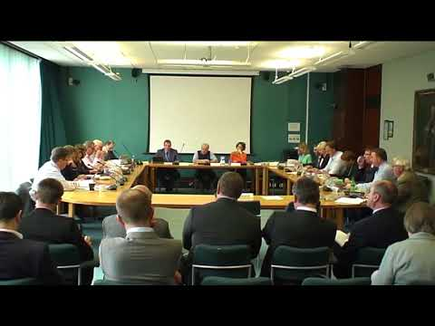 Shropshire Council Cabinet September 27th 2017