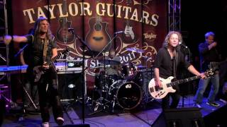 Night Ranger Sister Christian NAMM 2011 with Taylor Guitars.mp3
